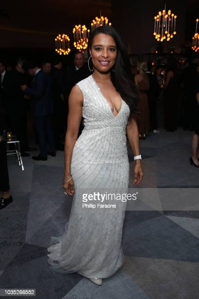 Antonique Smith attends the 2018 Netflix Emmy AfterParty at NeueHouse Hollywood on September 17 2018 in Los Angeles California