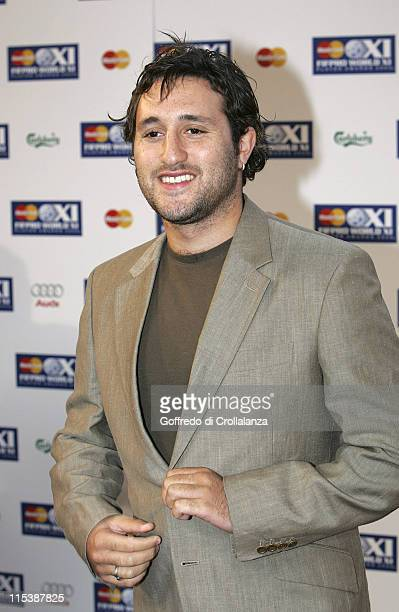 Antony Costa during FIFPRO World XI Player Awards at Wembley Conference Centre in London Great Britain