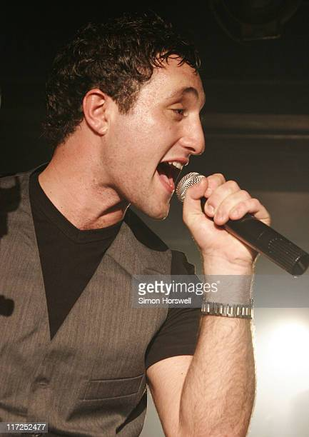Antony Costa during Soho Revuebar Renaming Party at Too2Much in London Great Britain