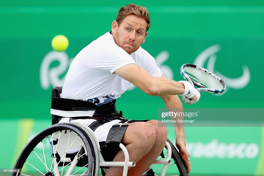 2016 Rio Paralympics - Day 2 : News Photo