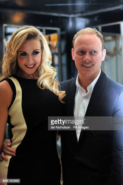 Antony Cotton and Catherine Tyldesley arrive for the Radio Times Covers Party at Claridges Hotel LondonPicture date Tuesday January 17 2012