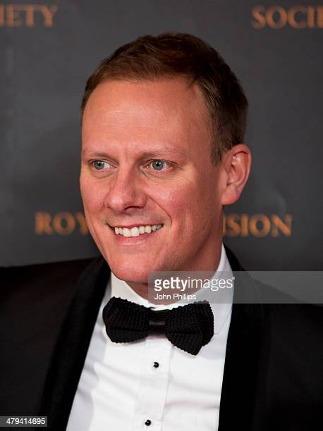 Antony Cotton attends the RTS programme awards at Grosvenor House on March 18 2014 in London England