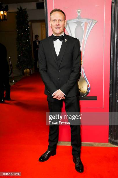 Antony Cotton attends The Sun Military Awards at Banqueting House on December 13 2018 in London England