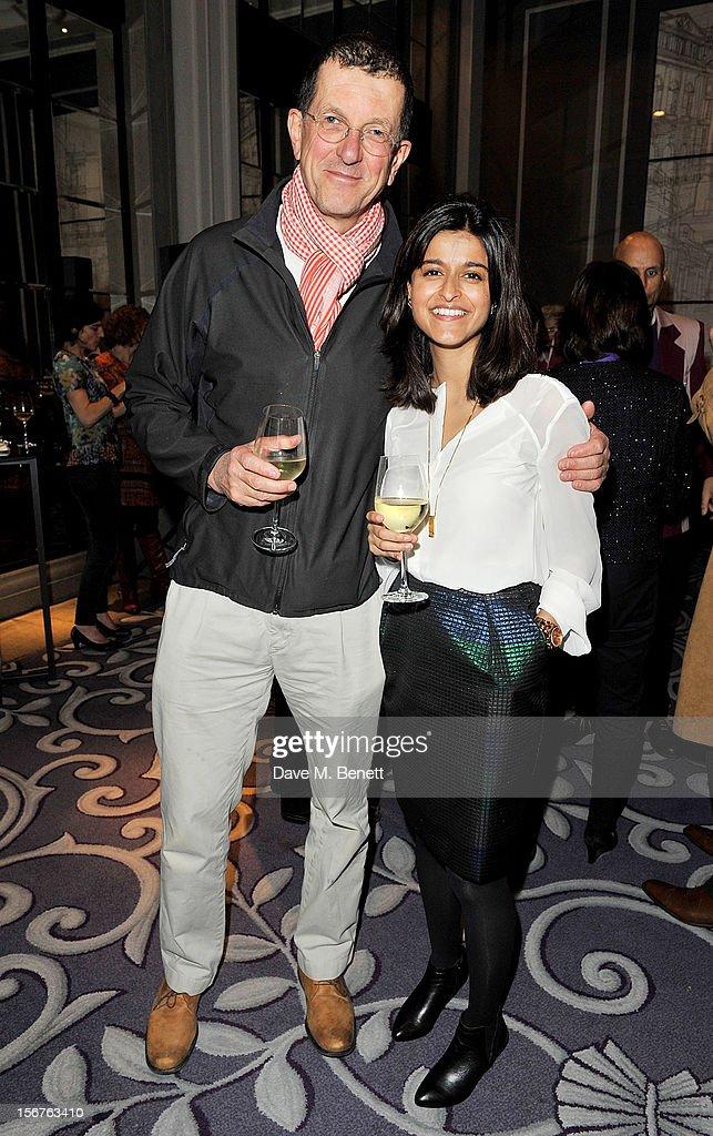 Justine Simons Celebrates 10 Years at the GLA at Corinthia Hotel London