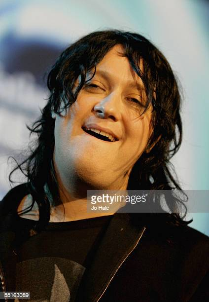 Antony Hegarty of Antony and the Johnsons wins the Mercury Prize Music Award at the annual Nationwide Mercury Prize music awards ceremony at...