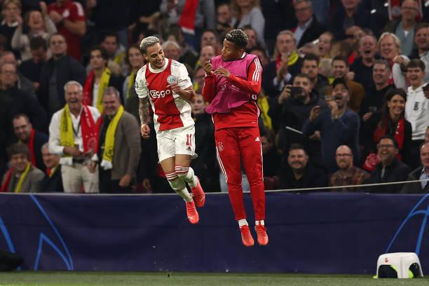 NLD: AFC Ajax v Borussia Dortmund: Group C - UEFA Champions League