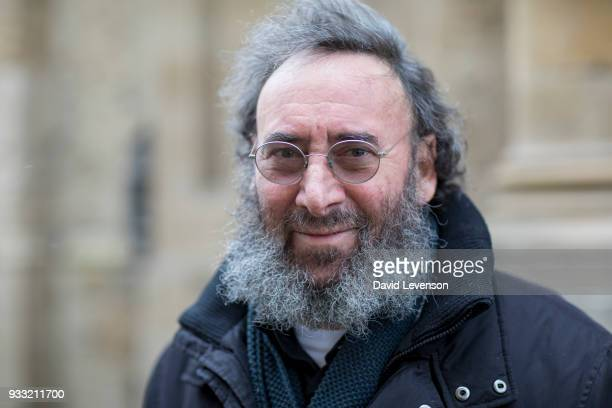 Antony Sher, actor at the FT Weekend Oxford Literary Festival on March 17, 2018 in Oxford, England.
