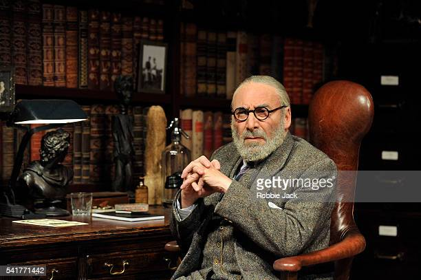 Antony Sher as Freud in Terry Johnson's Hysteria directed by Terry Johnson at Hampstead Theatre in London.