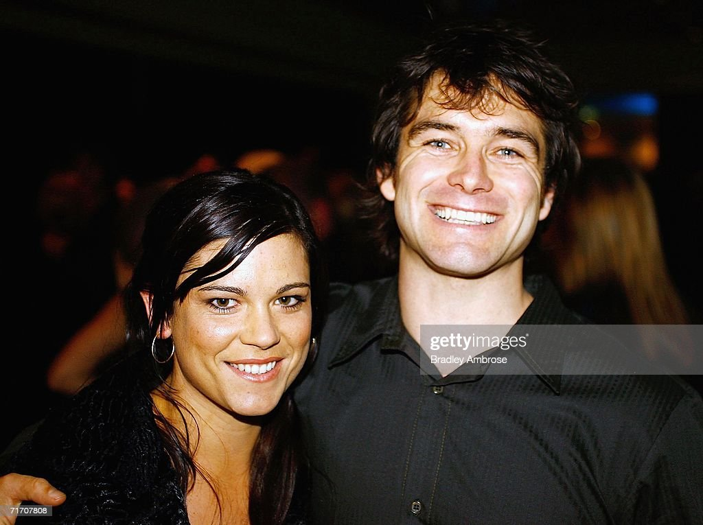 Arrivals At The Air New Zealand Screen Awards 2006 : News Photo