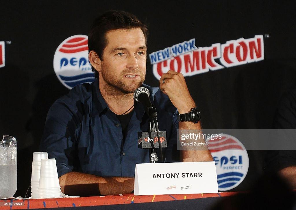 New York Comic-Con 2015 - Day 1 : News Photo