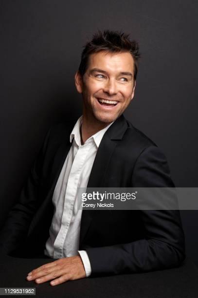 Antony Starr of Amazon Prime Video's 'The Boys' poses for a portrait at The Langham Huntington Pasadena on February 13 2019 in Pasadena California
