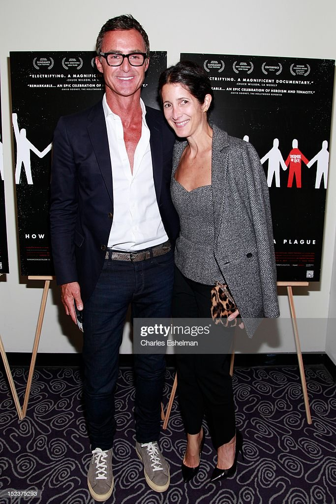 """How To Survive A Plague"" New York Premiere"
