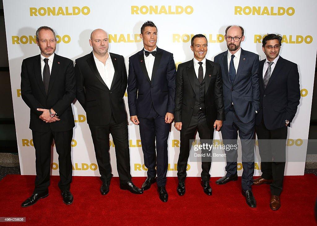 """""""Ronaldo"""" - World Premiere - VIP Arrivals : News Photo"""