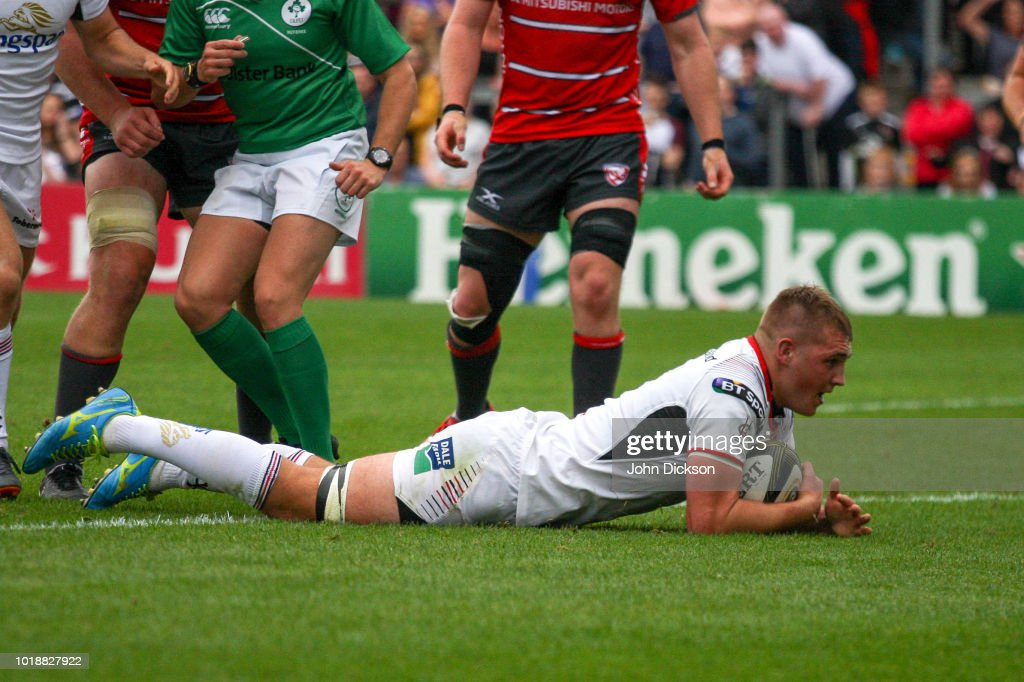 Ulster v Gloucester - Pre-Season Friendly