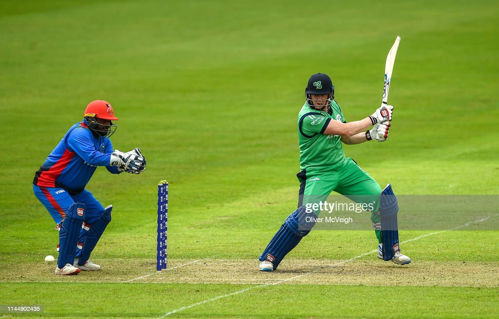 GBR: Ireland v Afghanistan - One-Day International