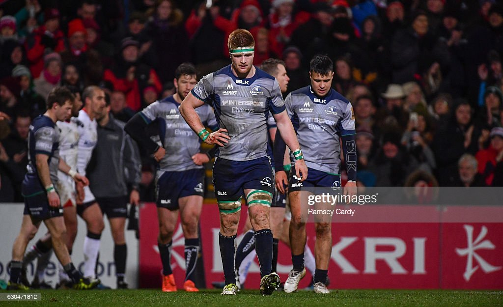 Ulster v Connacht - Guinness PRO12 Round 11