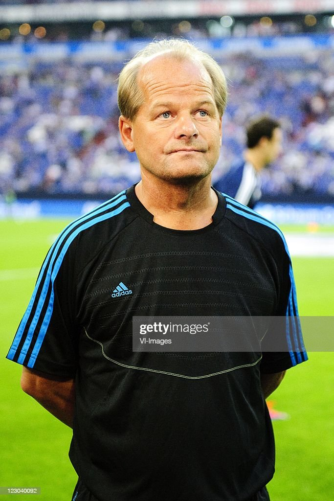 UEFA Europa League play-off - Schale04 v V HJC Helsinki,FC Schalke 04 v HJK Helsinki : News Photo