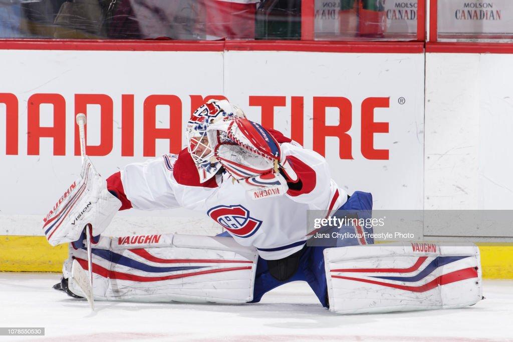 Montreal Canadiens v Ottawa Senators : News Photo