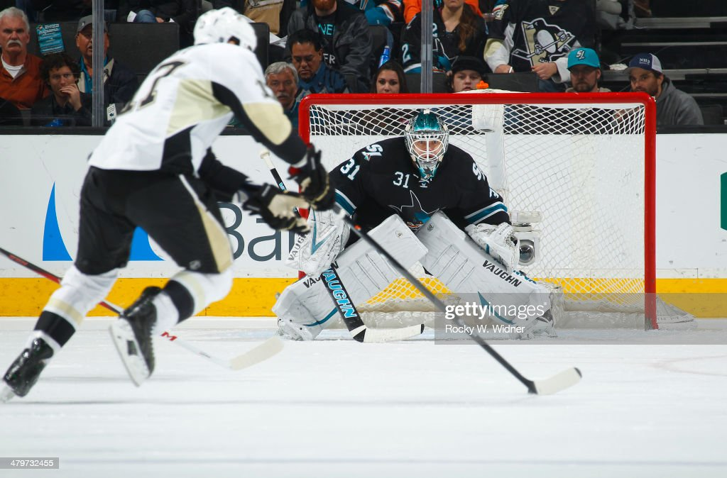 Pittsburgh Penguins v San Jose Sharks : ニュース写真