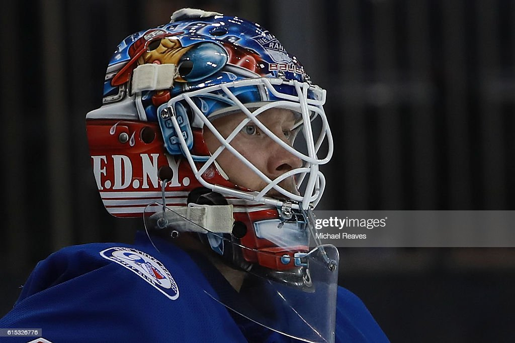 San Jose Sharks v New York Rangers : News Photo