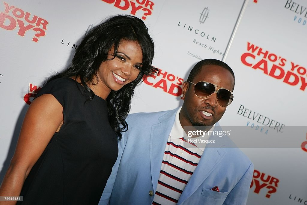 """Premiere Of The Weinstein Co.'s """"Who's Your Caddy?"""" - Arrivals : News Photo"""
