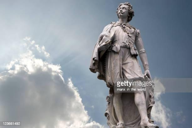 Antwerp – Statue of Sir Anthony Van Dyck