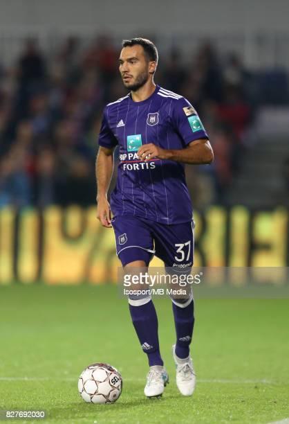 20170728 Antwerp Belgium / Antwerp Fc v Rsc Anderlecht / 'nIvan OBRADOVIC'nFootball Jupiler Pro League 2017 2018 Matchday 1 / 'nPicture by Vincent...