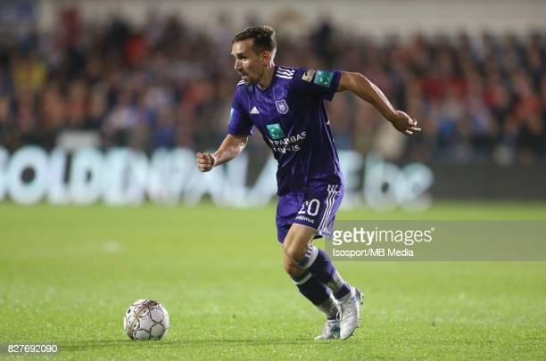 20170728 Antwerp Belgium / Antwerp Fc v Rsc Anderlecht / 'nSven KUMS'nFootball Jupiler Pro League 2017 2018 Matchday 1 / 'nPicture by Vincent Van...