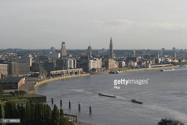 224 Antwerp Skyline Photos And Premium High Res Pictures Getty Images