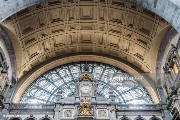 Antwerpen-Centraal Station, Antwerp, Flanders, Belgium