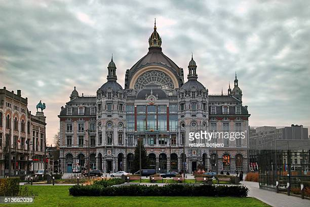 Antwerps Central Station, Belgium