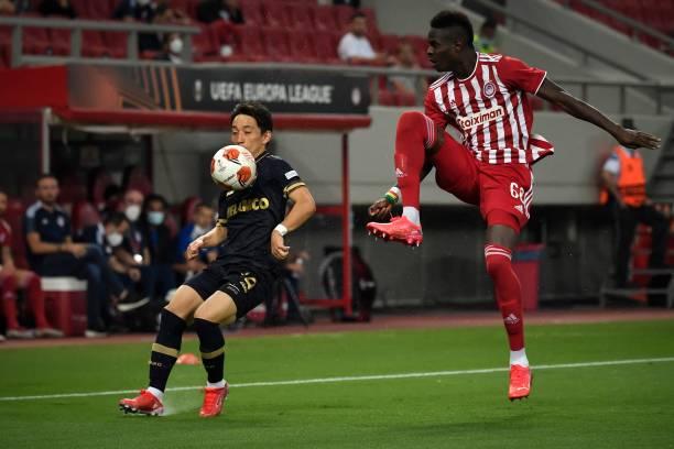 GRC: Olympiakos Piräus v Royal Antwerp FC: Group D - UEFA Europa League