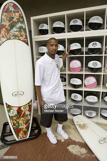 Antwon Tanner attends GBK's Pre MTV Pool Party Day 1 on May 29 2009 in Los Angeles California