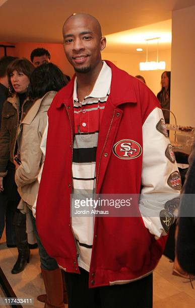 Antwon Tanner during Haven Celebrity Poker Chic and W Party February 23 2007 at Private Residence in Beverly Hills California United States
