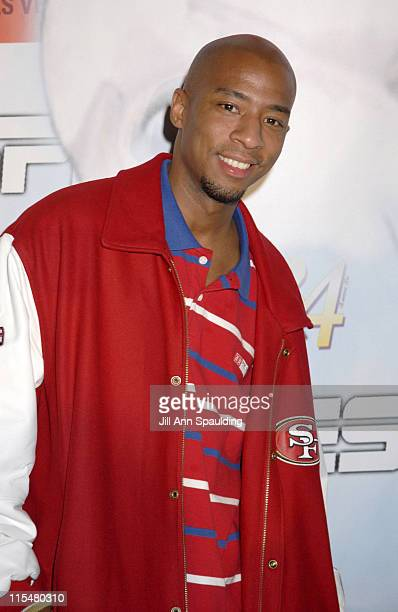 Antwon Tanner during Shaq Day Party at Mix in Las Vegas Nevada United States