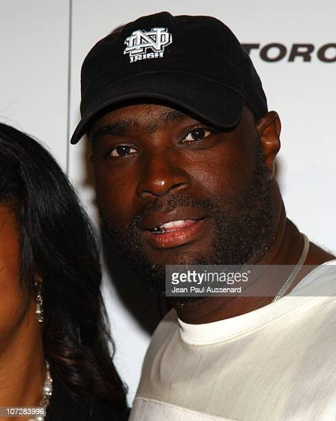 Antwone Fisher during Russell Simmons and Stan Nathan Host Def Poetry Jam Los Angeles Kick Off For 32 City Tour Arrivals at Wadsworth Theater in...