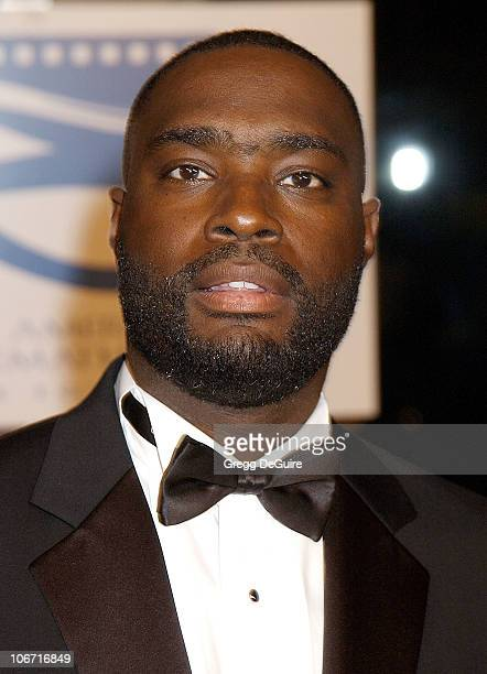 Antwone Fisher during The 17th Annual American Cinematheque Award Honoring Denzel Washington at Beverly Hilton Hotel in Beverly Hills California...