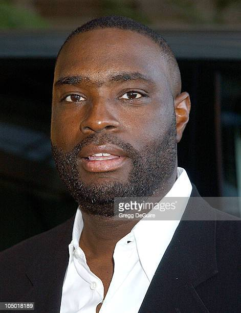 Antwone Fisher during The 9th Annual BAFTA/LA Tea Party at Park Hyatt Hotel in Los Angeles California United States