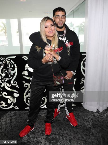 526 Anuel Aa Photos And Premium High Res Pictures Getty Images