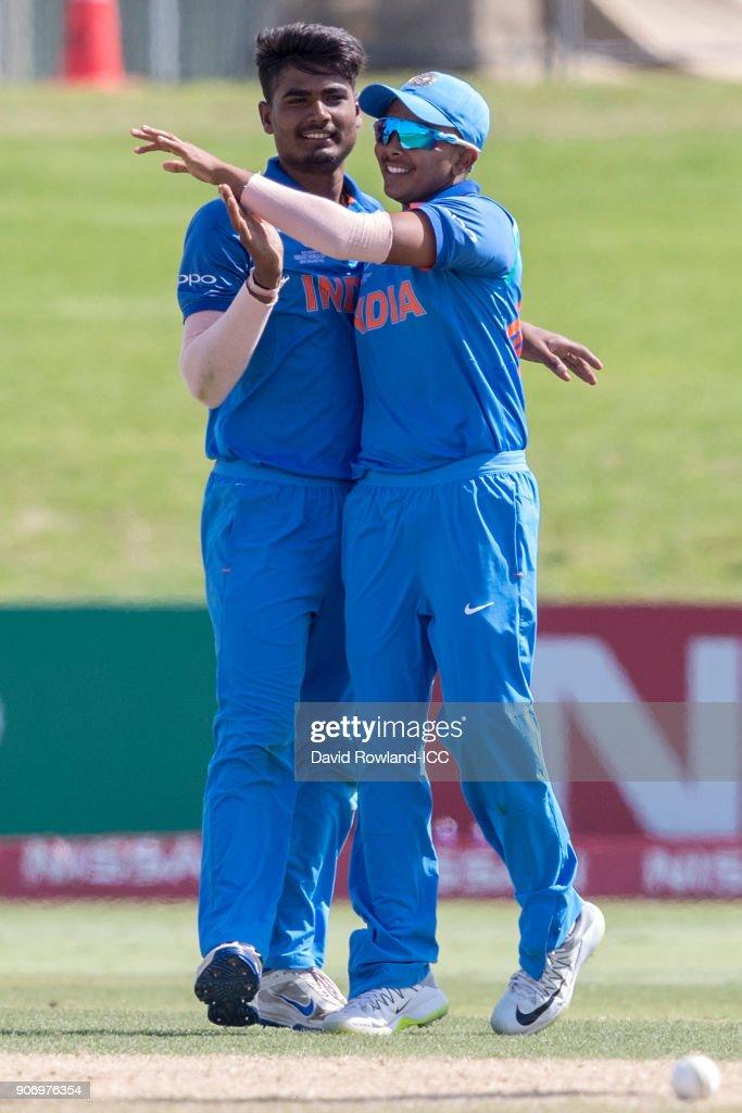 ICC U19 Cricket World Cup - India v Zimbabwe