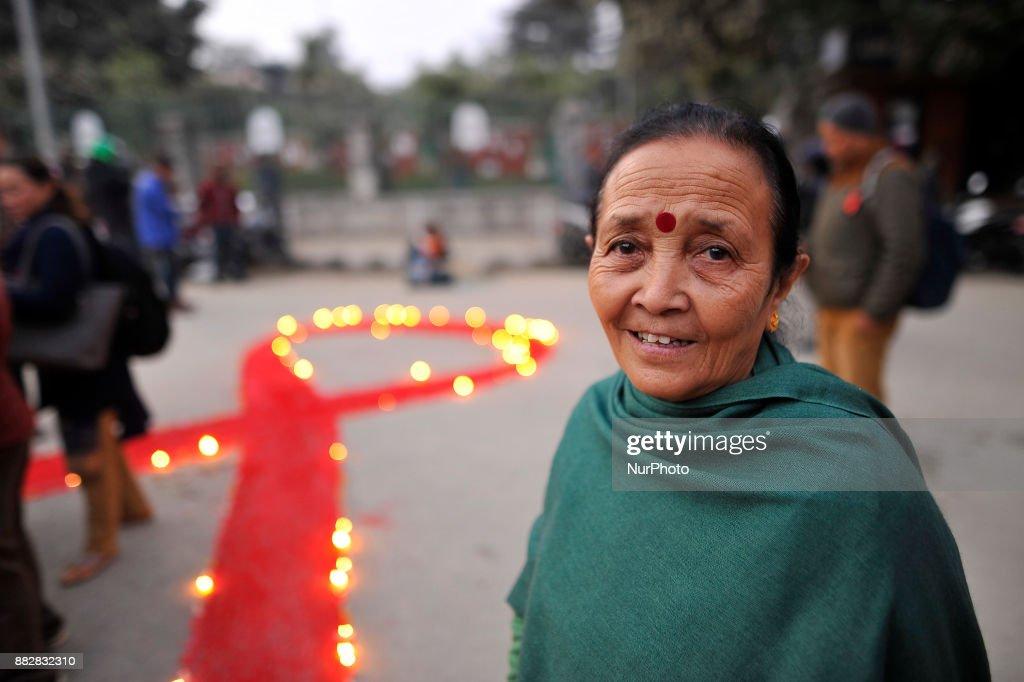 Nepal Marked the World AIDS Day : News Photo