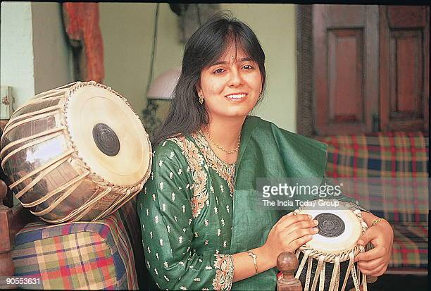 Anuradha Pal Tabla Player