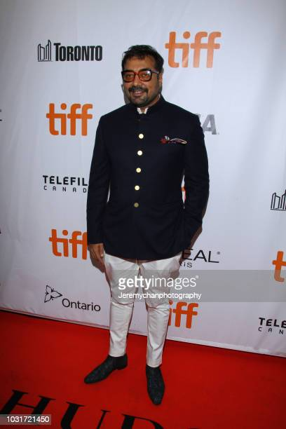 Anurag Kashyap attends the 'Husband Material' Premiere during 2018 the Toronto International Film Festival at Roy Thomson Hall on September 11 2018...
