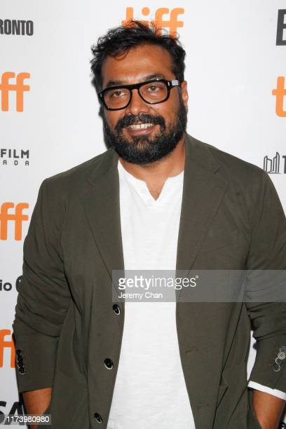 """Anurag Kashyap attends the """"The Elder One"""" photo call during the 2019 Toronto International Film Festival at Winter Garden Theatre on September 11,..."""