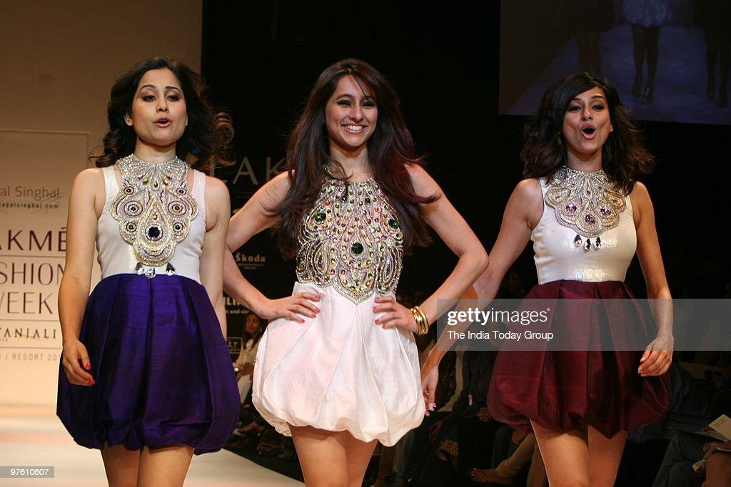 Lakme Fashion Week : News Photo