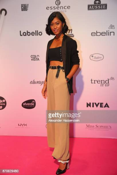 Anuthida Polypetch attends the GLOW The Beauty Convention at Station on November 4 2017 in Berlin Germany