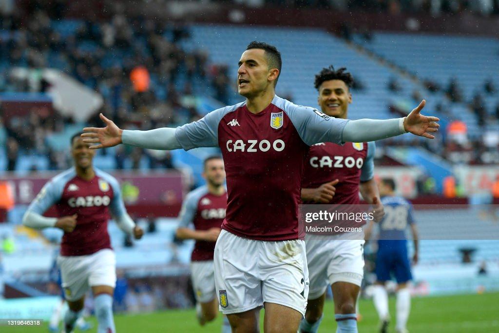 Aston Villa v Chelsea - Premier League : ニュース写真