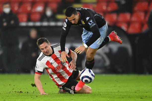 GBR: Sheffield United v Aston Villa - Premier League