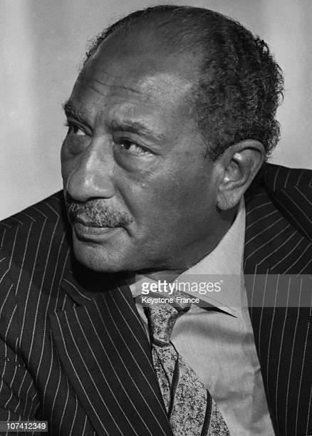 Anwar El Sadat Egypt President In Egypt