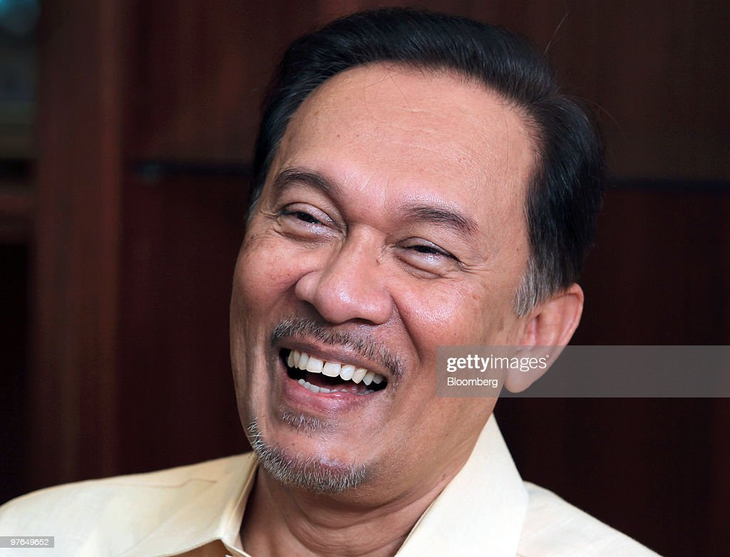 Anwar Ibrahim, Malaysia's Opposition Leader Interview